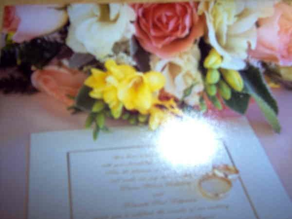 Weddinginvitation